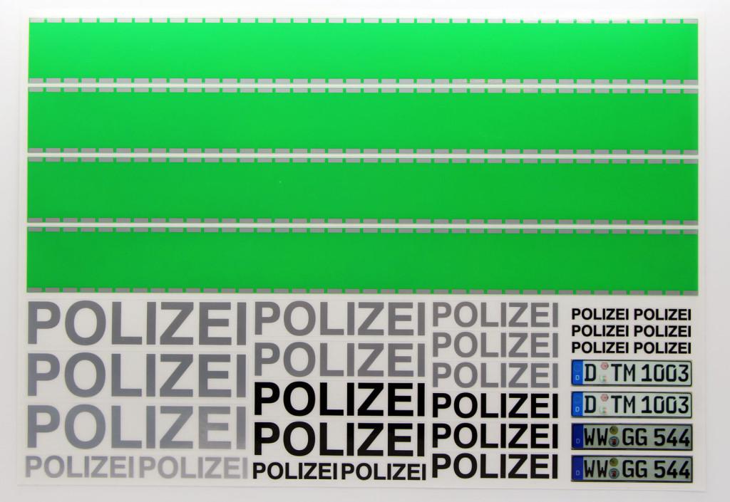 polizei-decals