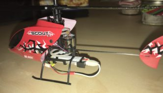 Scout CX Battery Mod