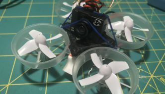 Inductrix ➡ Tiny Whoop ➡ Power Whoop