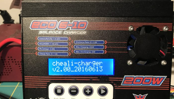 Cheali Charger – free 4-button charger upgrade